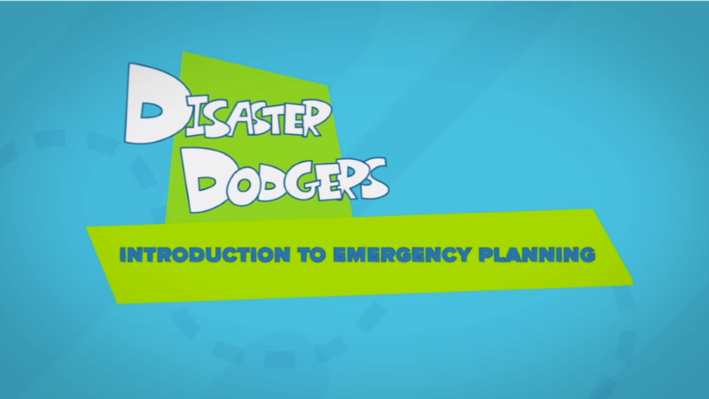 DISASTER DODGERS INTRO TO EMERGENCY PLANNING